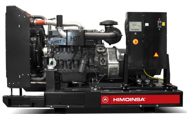 Mine Spec HIMOINSA Open Diesel Generators