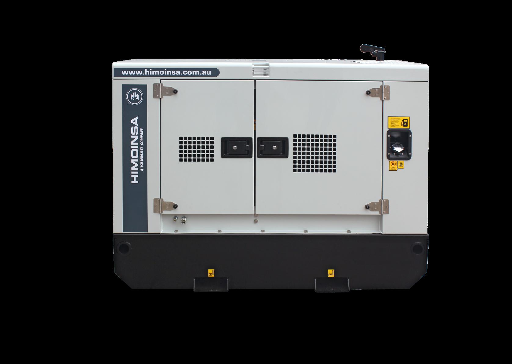 YANMAR – HIMOINSA HRYW-13 T5 Contractor Series