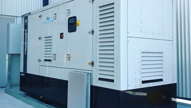 Diesel Off-Grid Power Systems