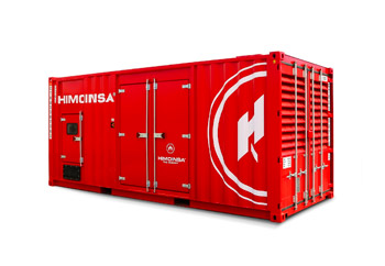 Generator Products HTW-780 T5 Himoinsa Containerised Diesel Generator