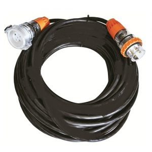 32A 3PH  25m Extension Lead For Hire