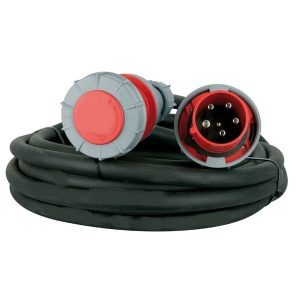 63A Three Phase  25m Extension Lead For Hire