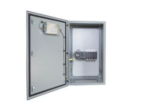 ASCO 32A 4P Three Phase Automatic Transfer Switch in Enclosure