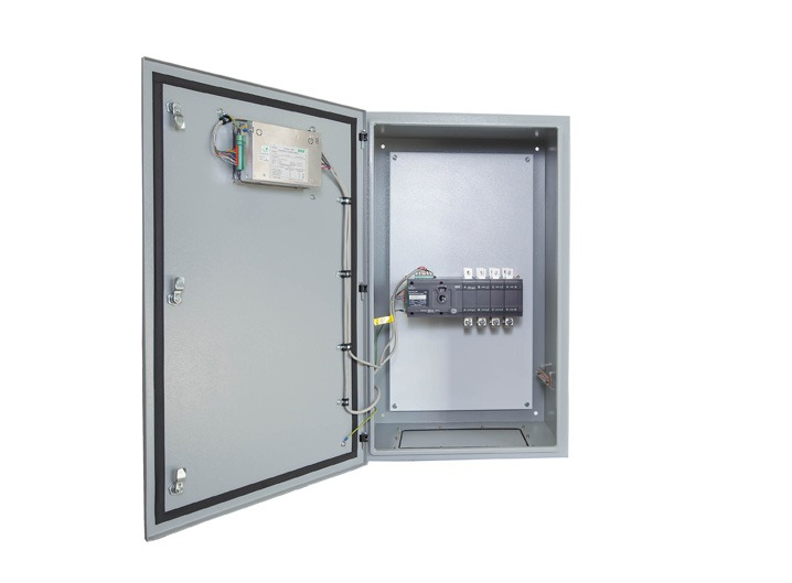 ASCO 800A 4P Three Phase Automatic Transfer Switch in Enclosure