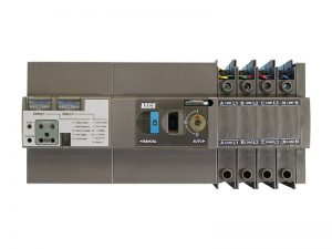 ASCO 80A 2P Single Phase Automatic Transfer Switch