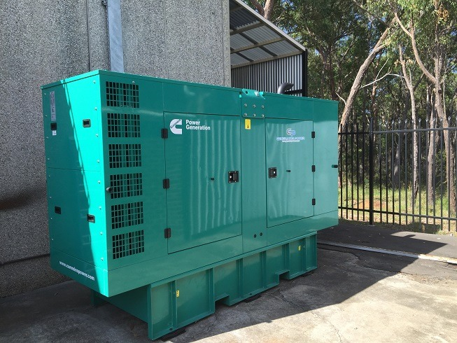 Cummins C170D5 170kVA Diesel Generator - Additional Power For a Manufacturing Facility