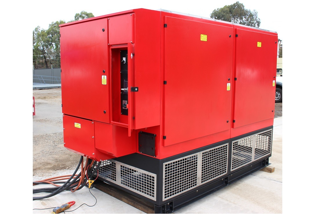 CUSTOM BUILT VIKING 1000KW RESISTIVE LOADBANK