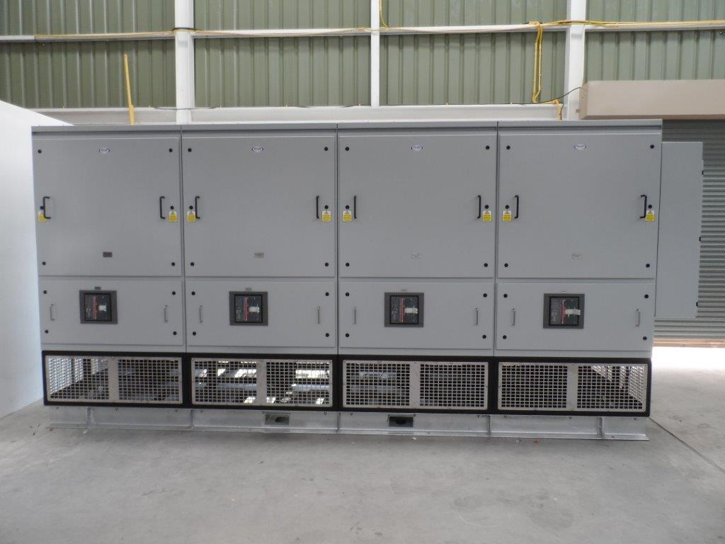 Viking 2400kW Resistive Load Bank - Major Data Centre Sydney