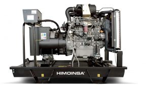 YANMAR - HIMOINSA HYW-9 M5 6KVA SINGLE PHASE (1PH) DIESEL GENERATOR - OPEN