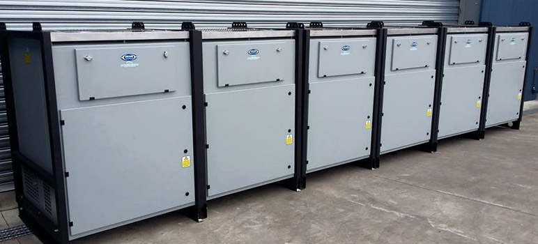 Viking 200kW Custom Built Portable Resistive Load Banks