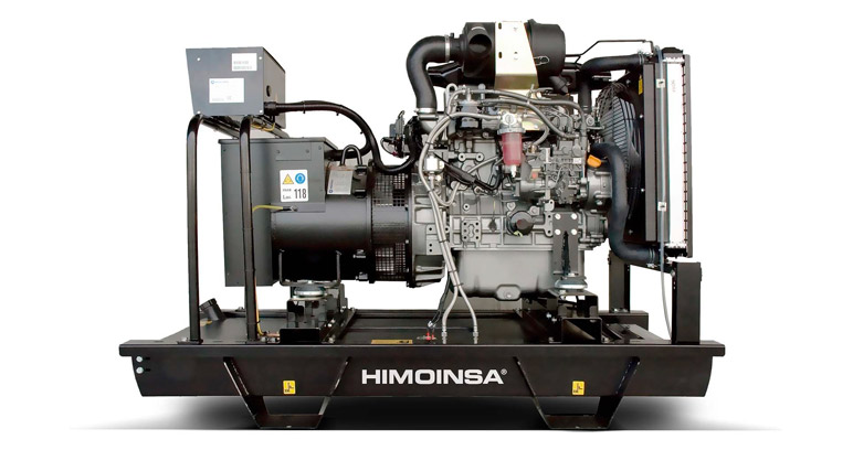 Yanmar Himoinsa HYW 17 T5 Open Diesel Generator